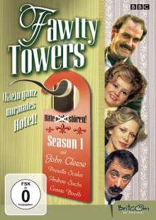 Fawlty Towers Season 1, DVD