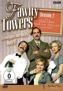 Fawlty Towers Season 2, DVD