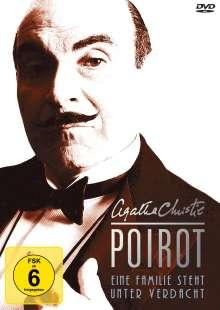 Agatha Christie's Hercule Poirot: Eine Familie steht unter Verdacht, DVD