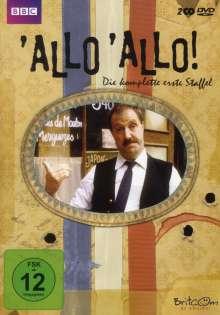'Allo 'Allo Staffel 1, 2 DVDs