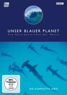 Erde: Unser blauer Planet, 3 DVDs