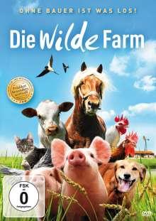 Die wilde Farm, DVD