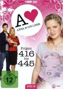 Anna und die Liebe Vol.15, 4 DVDs