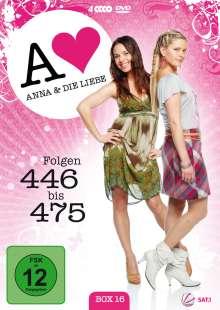 Anna und die Liebe Vol.16, 4 DVDs