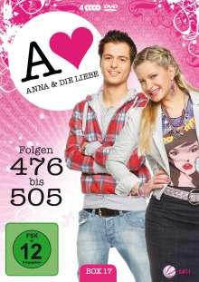 Anna und die Liebe Vol.17, 4 DVDs