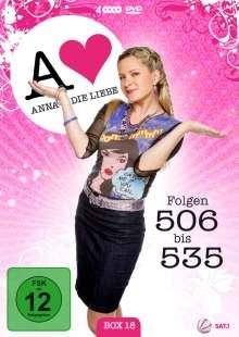 Anna und die Liebe Vol.18, 4 DVDs