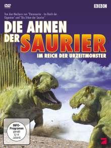 Die Ahnen der Saurier - Im Reich der Urzeitmonster, DVD