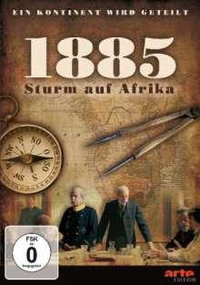 1885 - Sturm auf Afrika, DVD