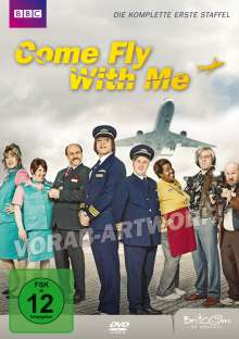 Come Fly With Me Staffel 1, 2 DVDs