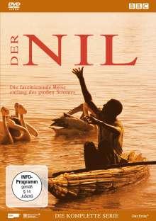 Ägypten: Der Nil - Die faszinierende Reise entlang des ..., DVD