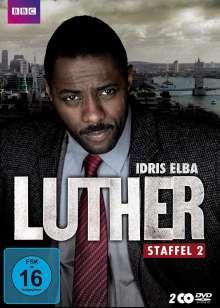 Luther Season 2, DVD