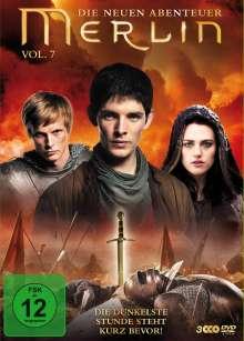 Merlin: Die neuen Abenteuer Season 4 Box 1 (Vol.7), 3 DVDs
