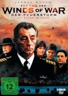The Wind Of War - Der Feuersturm, 5 DVDs