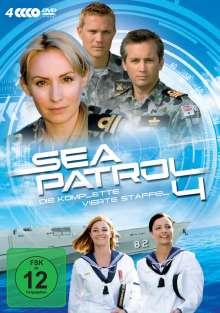 Sea Patrol Staffel 4, 4 DVDs