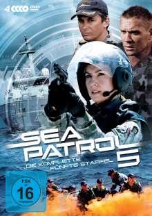 Sea Patrol Staffel 5, 4 DVDs