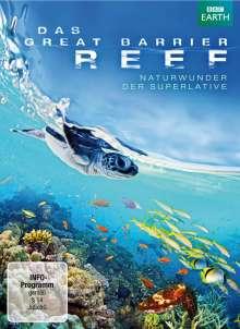 Das Great Barrier Reef - Naturwunder der Superlative, DVD