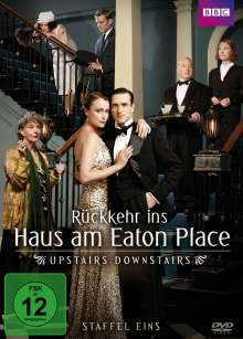 Rückkehr ins Haus am Eaton Place Season 1, DVD