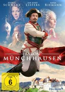 Baron Münchhausen (2012), DVD