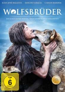 Wolfsbrüder - Ein Junge unter Wölfen, DVD
