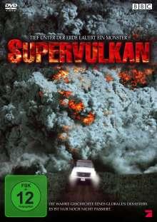 Supervulkan, DVD