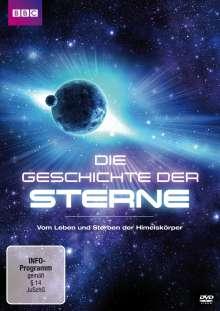 Die Geschichte der Sterne - Vom Leben und Sterben der Himmelskörper, DVD