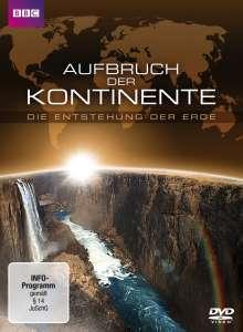 Aufbruch der Kontinente, DVD