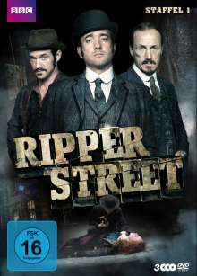 Ripper Street Staffel 1, 3 DVDs