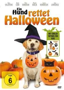 Ein Hund rettet Halloween, DVD