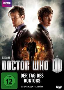 Doctor Who - Der Tag des Doktors, DVD