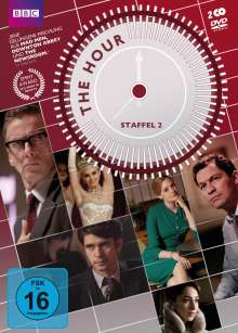 The Hour Season 2, 2 DVDs