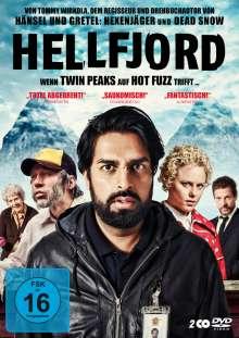 Hellfjord Season 1, 2 DVDs