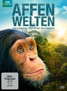 Affenwelten, DVD
