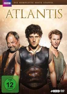 Atlantis Season 1, 4 DVDs
