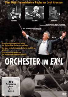 Orchester im Exil, DVD