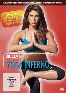 Jillian Michaels - Yoga Inferno, DVD