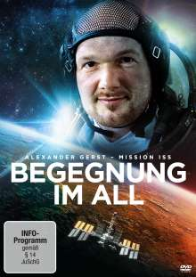 Begegnung im All - Mission ISS, DVD