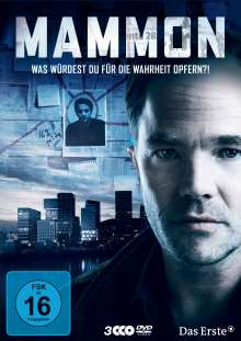 Mammon Staffel 1, 3 DVDs