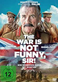 The War Is Not Funny, Sir!, DVD