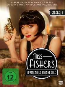 Miss Fishers mysteriöse Mordfälle Season 1, 5 DVDs