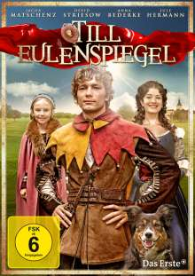 Till Eulenspiegel (2014), DVD