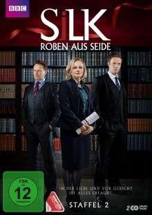Silk - Roben aus Seide Season 2, 2 DVDs