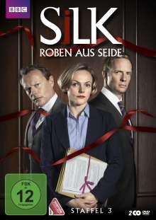 Silk - Roben aus Seide Season 3, 2 DVDs