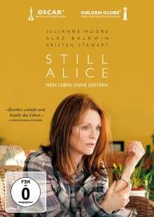 Still Alice, DVD