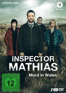 Inspector Mathias: Mord in Wales Staffel 1, 2 DVDs