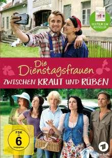 Die Dienstagsfrauen: Zwischen Kraut und Rüben, DVD
