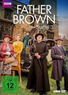 Father Brown Staffel 3, 4 DVDs