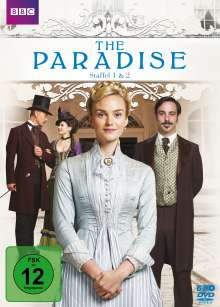 The Paradise Staffel 1 & 2, 6 DVDs