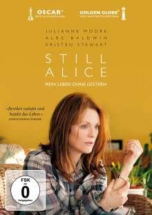 Still Alice (Mediabook), DVD