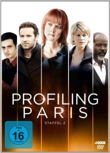 Profiling Paris Staffel 2, 4 DVDs