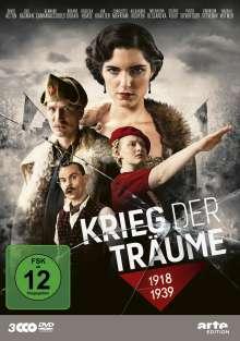 Krieg der Träume, 3 DVDs